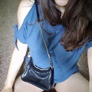 HOBO Mini Leather Purse